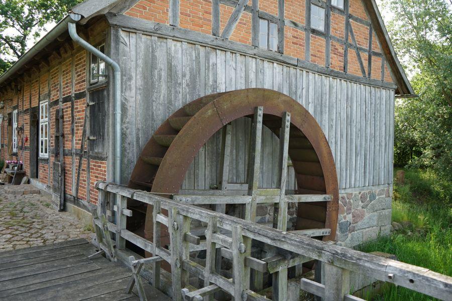 Wassermühle Vesbeck